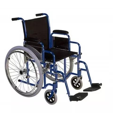 Carrozzina pieghevole per disabili