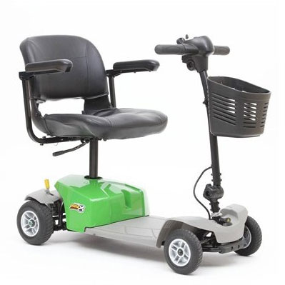 carrozzine e scooter elettrici