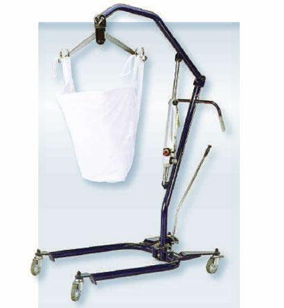 Sollevatore ammalati idraulico